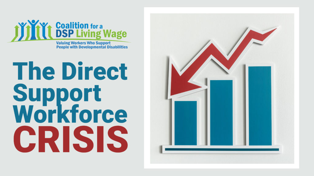 Direct Support Workforce Crisis