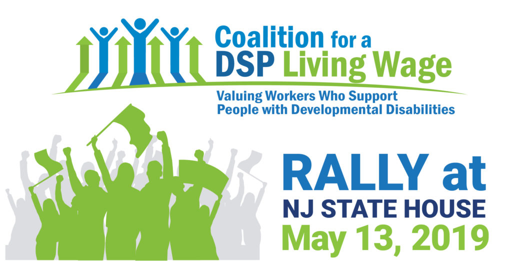 Rally NJ State House-May 13,2019