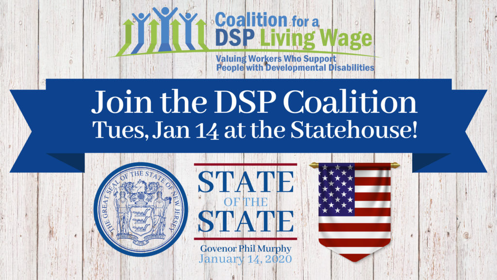 Jan14, 2020 -State of the State -DSP Rally
